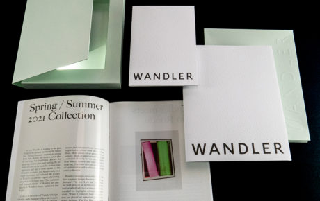 Wandler - collection SS21 campaign